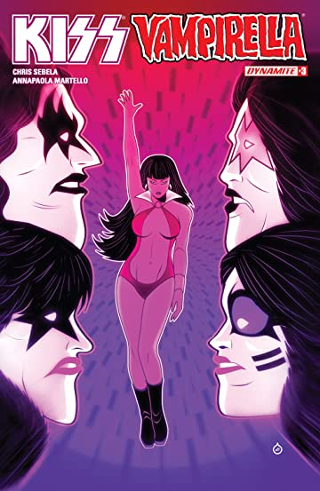 Kiss/Vampirella No.3