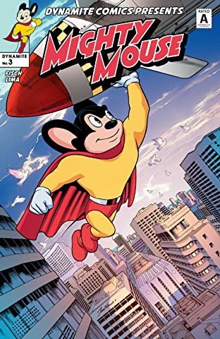 Mighty Mouse No.3