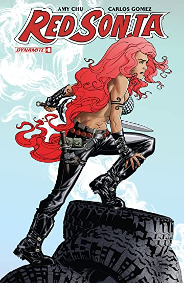 Red Sonja Vol. 4 #8