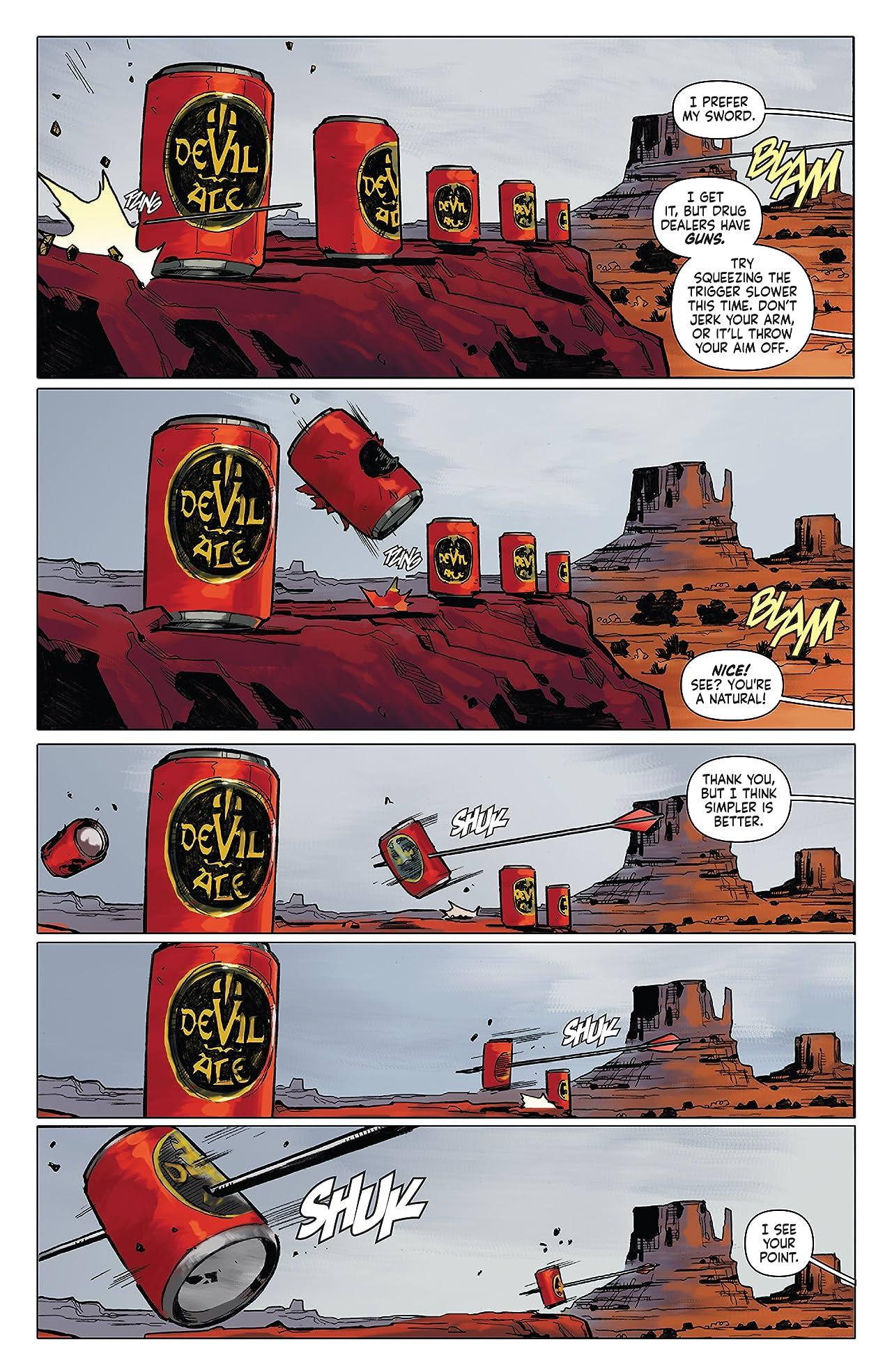Red Sonja Vol. 4 #8