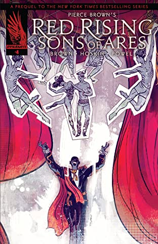 Pierce Brown's Red Rising: Sons Of Ares #4 (of 6)