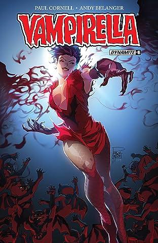 Vampirella (2017) No.6
