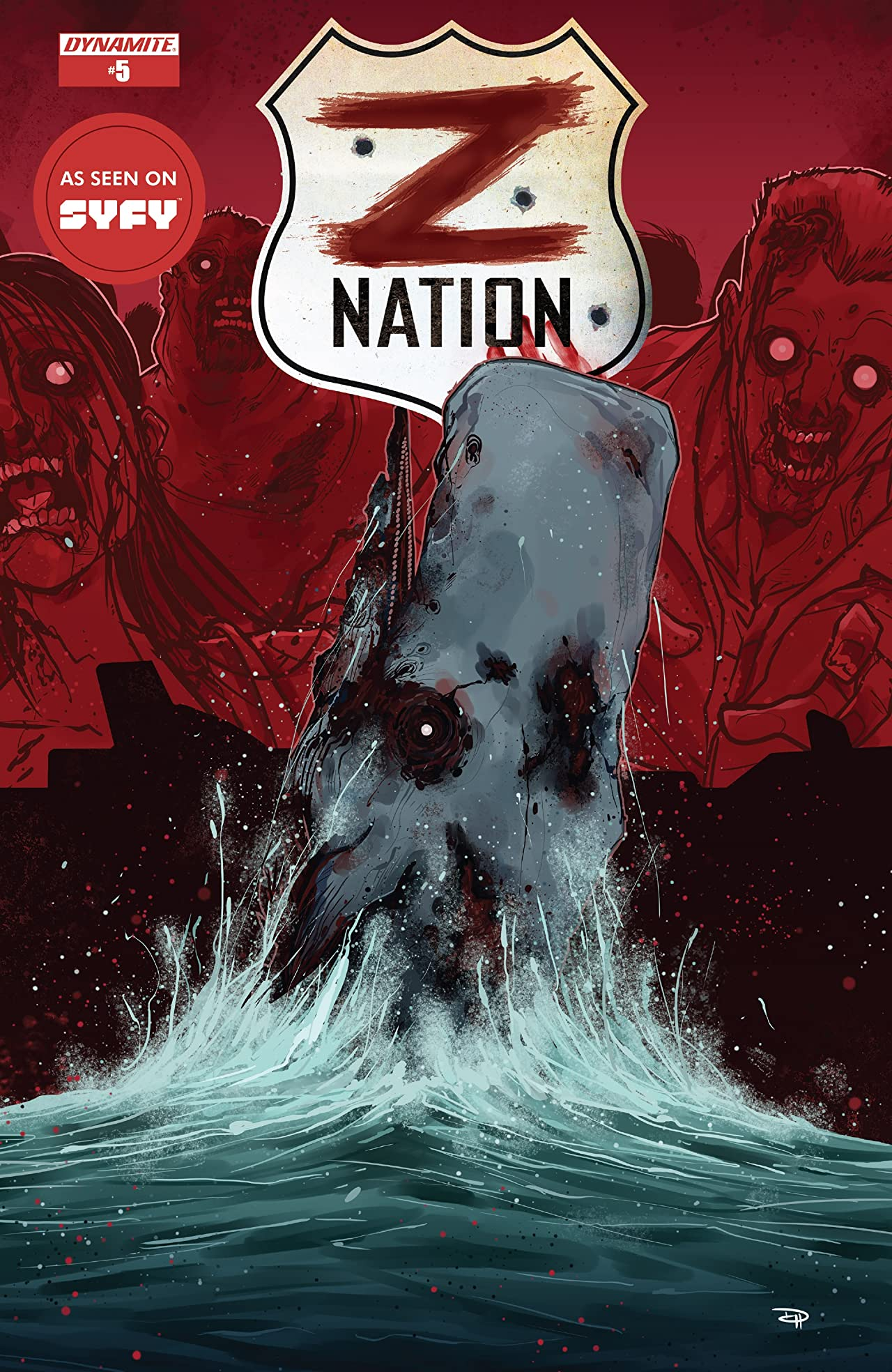 Top Z Nation #5 - Comics by comiXology HB83