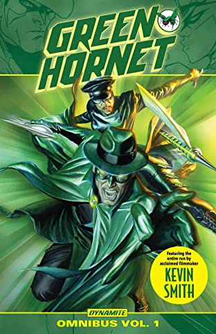 Green Hornet Omnibus Tome 1