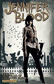 Garth Ennis' Jennifer Blood Vol. 4: The Trial Of Jennifer Blood