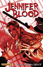 Garth Ennis' Jennifer Blood Tome 5: Blood Legacy