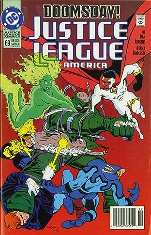 Justice League of America (1987-1996) #69
