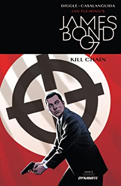 James Bond: Kill Chain (2017) #2 (of 6)