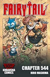 Fairy Tail #544