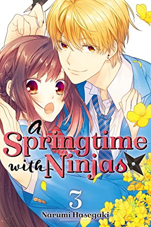A Springtime with Ninjas Vol. 3