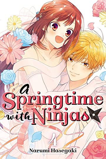 A Springtime with Ninjas Vol. 4