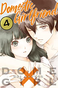 Domestic Girlfriend Vol. 4