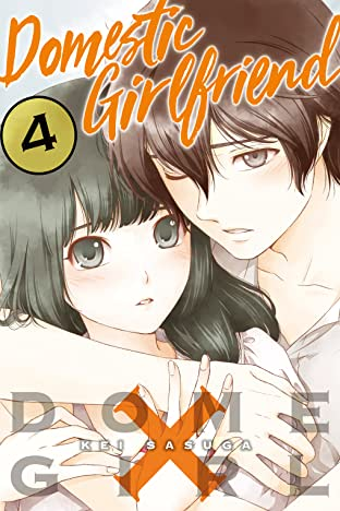 Domestic Girlfriend Tome 4