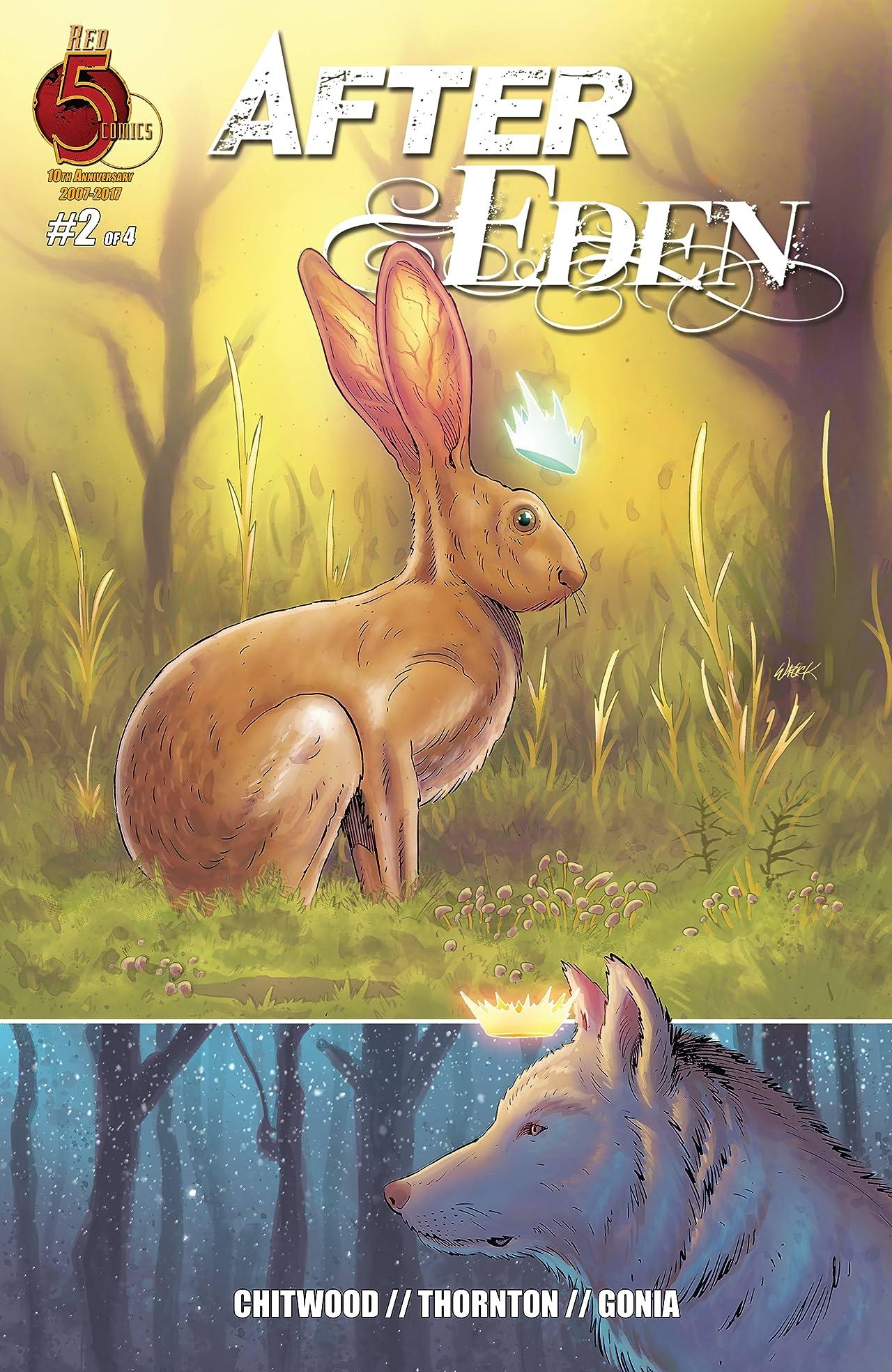 After Eden #2 (of 4)