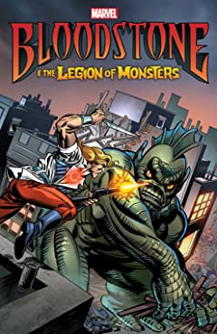 Bloodstone & The Legion of Monsters