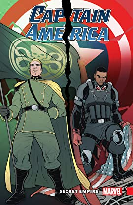 Captain America: Secret Empire