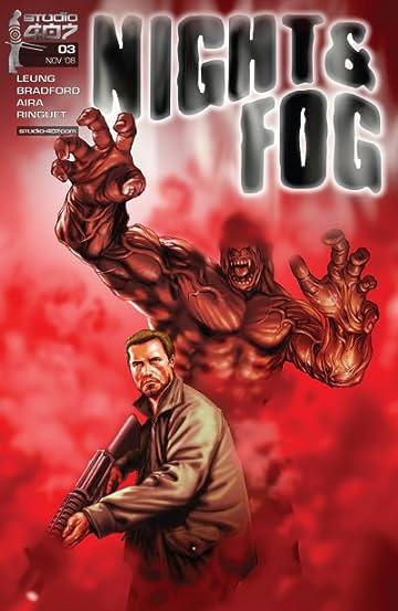 Night & Fog #3 (of 5)