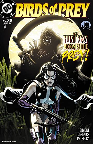 Birds of Prey (1999-2009) #78