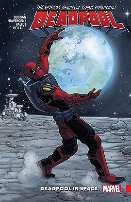 Deadpool: World's Greatest Tome 9: Deadpool In Space