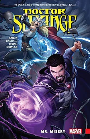 Doctor Strange Vol. 4: Mr. Misery