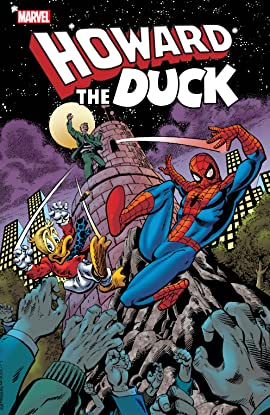 Howard The Duck: The Complete Collection Vol. 4