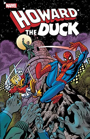 Howard The Duck: The Complete Collection Tome 4