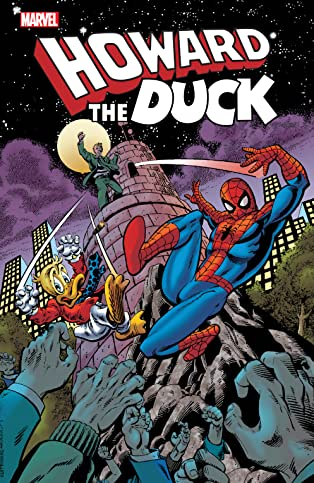 Howard The Duck: The Complete Collection COMIC_VOLUME_ABBREVIATION 4