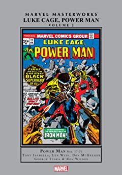 Luke Cage, Power Man Masterworks Vol. 2