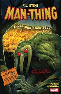 Man-Thing by R.L. Stine