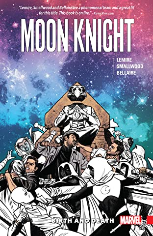 Moon Knight Tome 3: Birth and Death