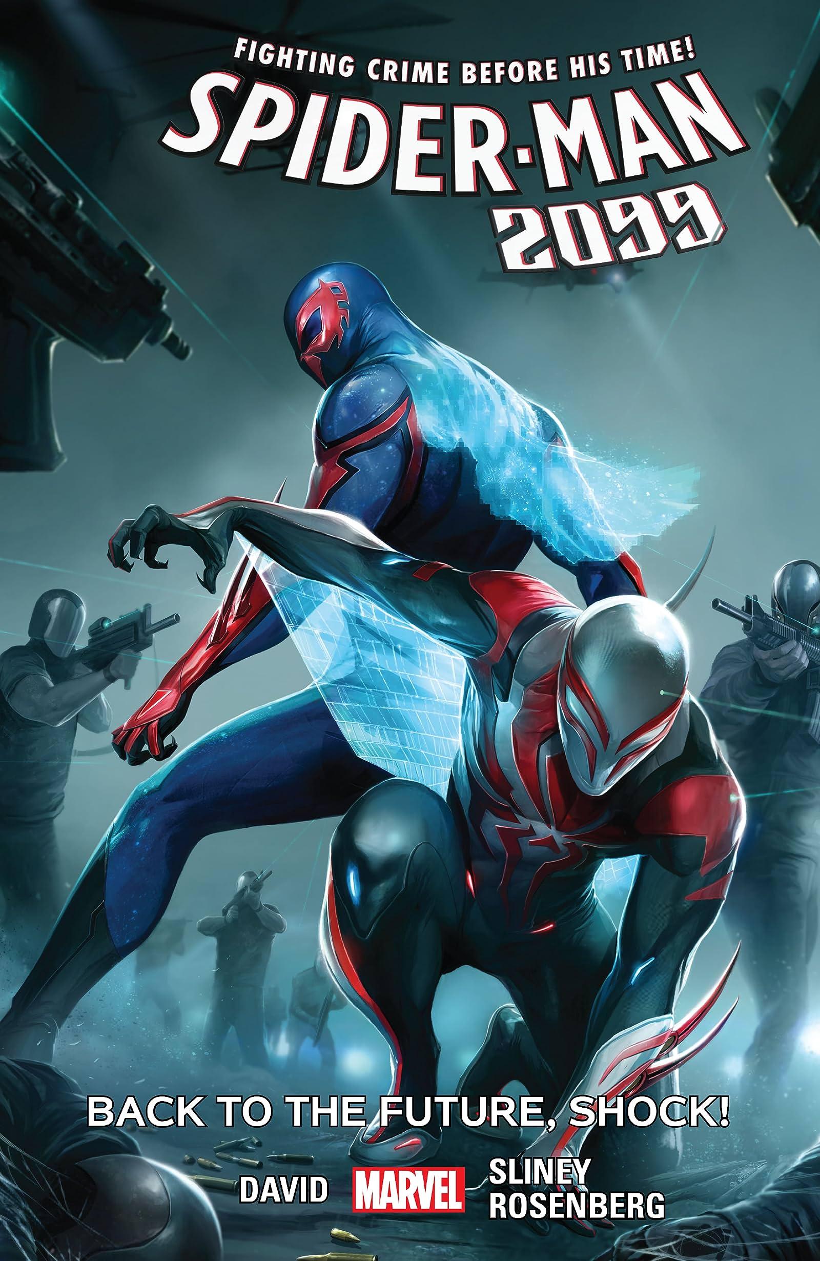 Spiderman 2099