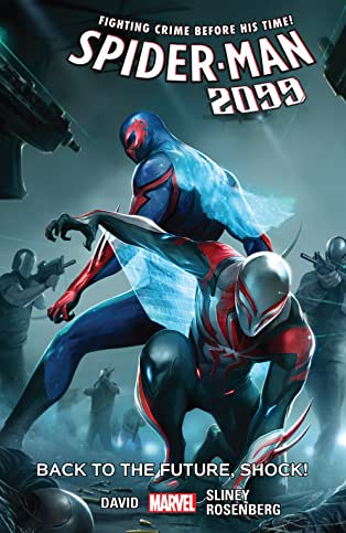 Spider-Man 2099 Vol. 7: Back To Future Shock!