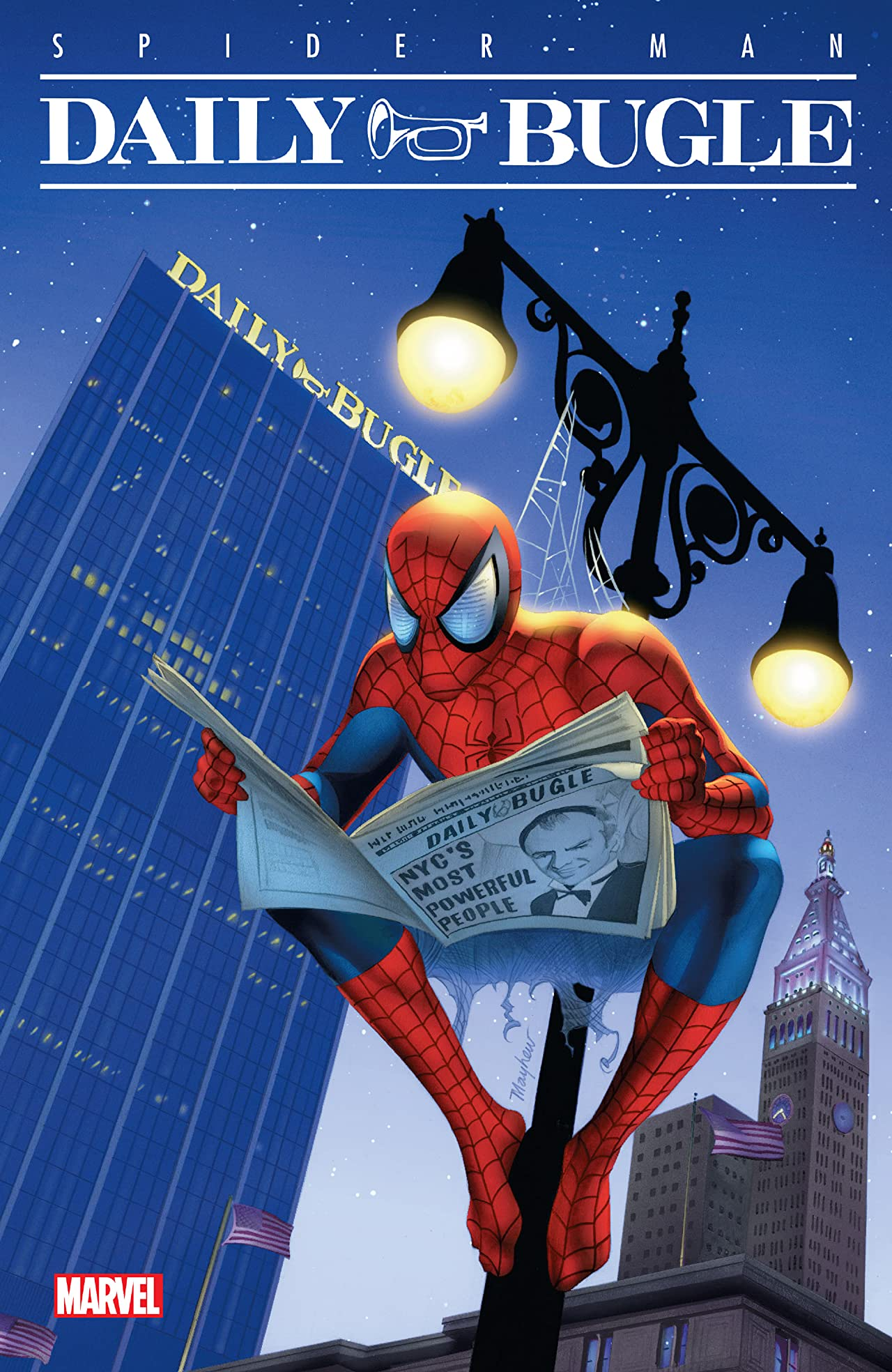 Spider-Man: The Daily Bugle