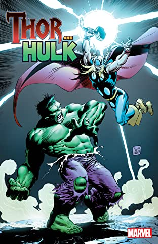 Thor & Hulk