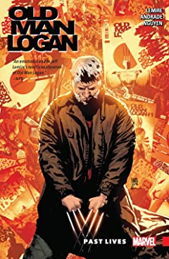 Wolverine: Old Man Logan Vol. 5: Past Lives