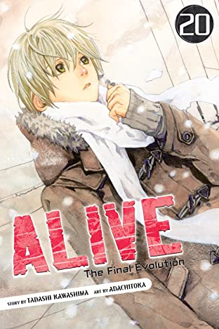 ALIVE Vol. 20