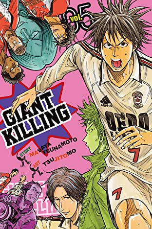 Giant Killing Vol. 5