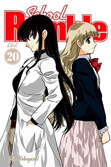 School Rumble Vol. 20