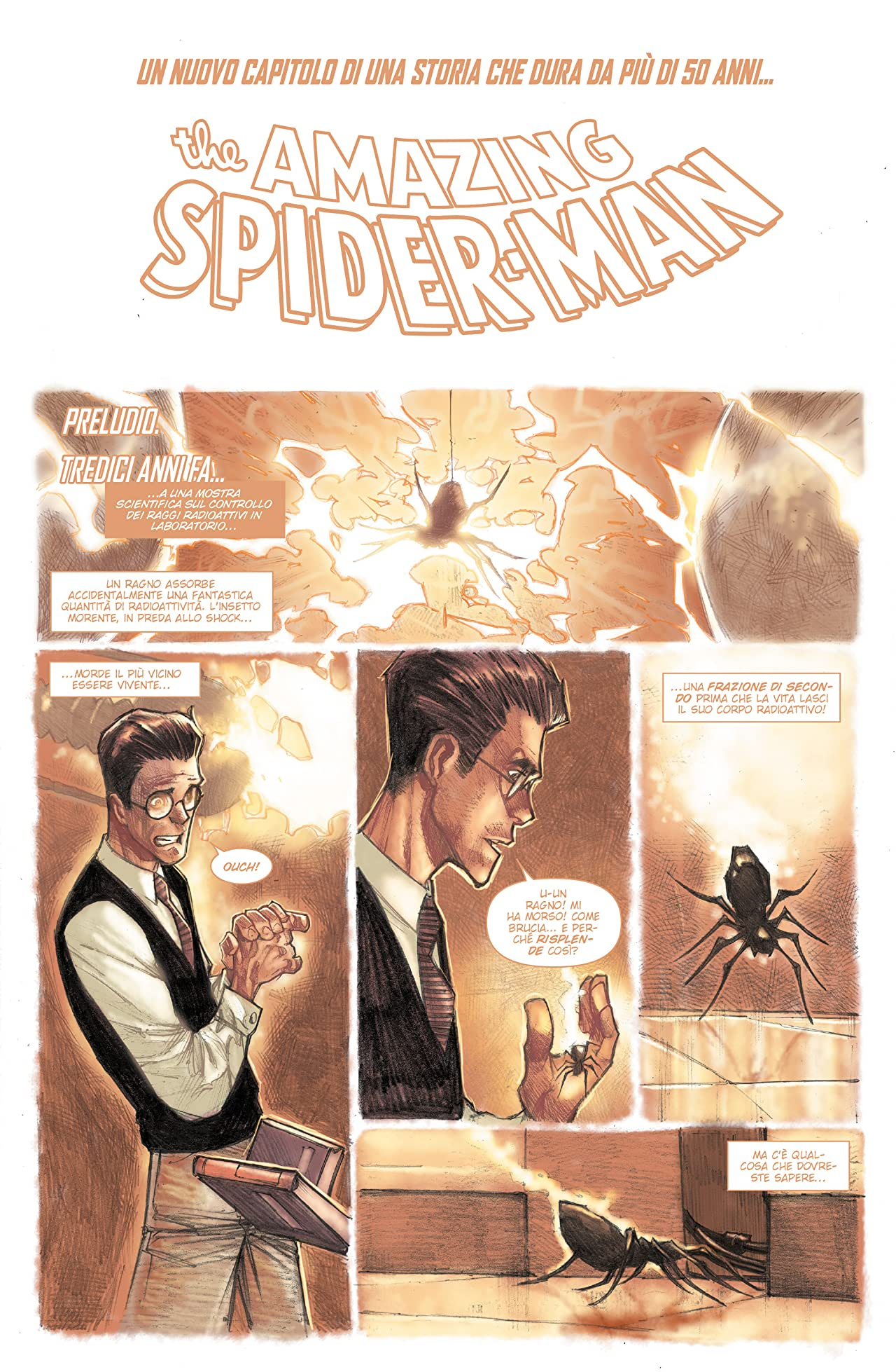 Amazing Spider-Man Vol. 1: La Fortuna Dei Parker