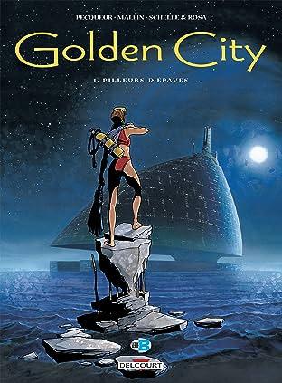 Golden City Tome 1: Pilleurs d'épave