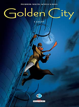 Golden City Tome 4: Goldy