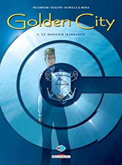 Golden City Vol. 5: Le dossier Harrison