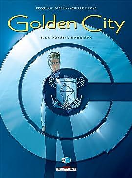 Golden City Vol. 5: Le dossier Harrison