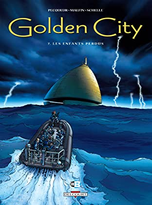 Golden City Tome 7: Les enfants perdus