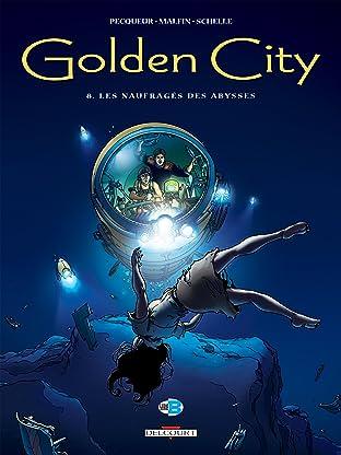 Golden City Tome 8: Les naufragés des abysses