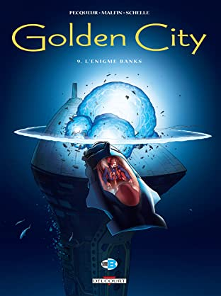 Golden City Vol. 9: L'énigme Banks