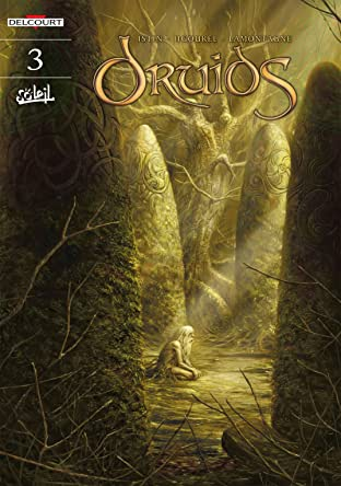 Druids Tome 3: The Spear of Lugh
