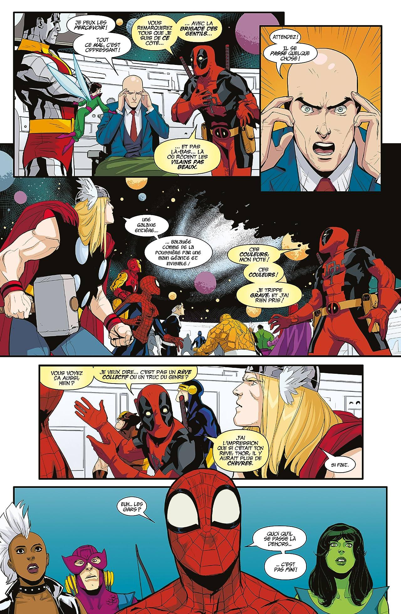 Deadpool: Guerres très très secrètes