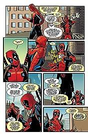 Deadpool / Spider-Man: Spideypool