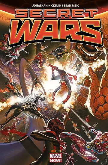 Secret Wars: La fin des temps